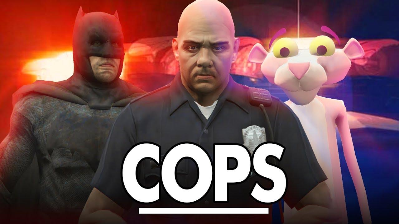 Download GTA V | COPS Episode 1 (Rockstar Editor Machinima)