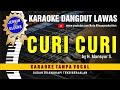 Karaoke dangdut mansyur CURI CURI - suara jernih dan gleerr