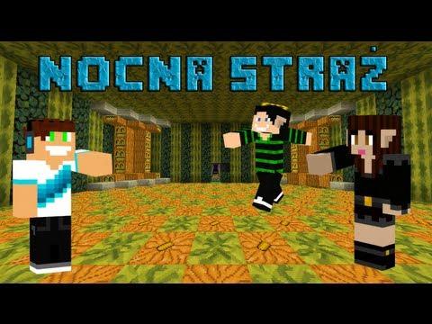 Minecraft Escape - Nocna Straż - Madzia Vertez Wojtek