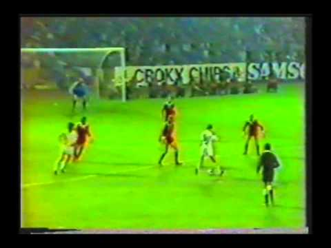 1976 August 30 Anderlecht Belg  4 Bayern Munich W Germany 1 UEFA Super Cup one goal missing