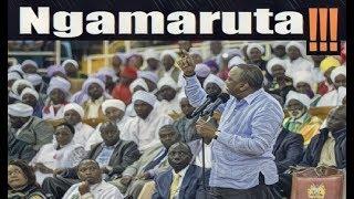 Uhuru's Angry Ruto Speech Analyzed