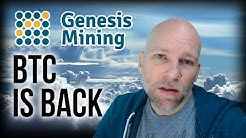 Genesis-Mining Bitcoin Contract Upgrade using Your Discount Codes