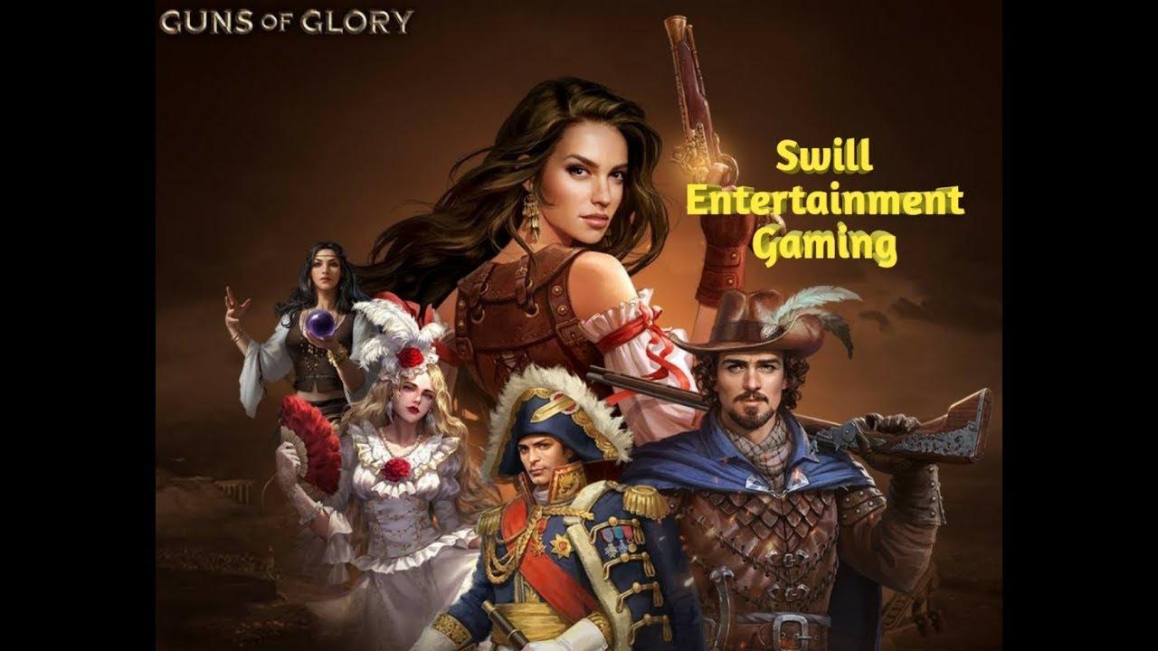 Guns of Glory | gift code