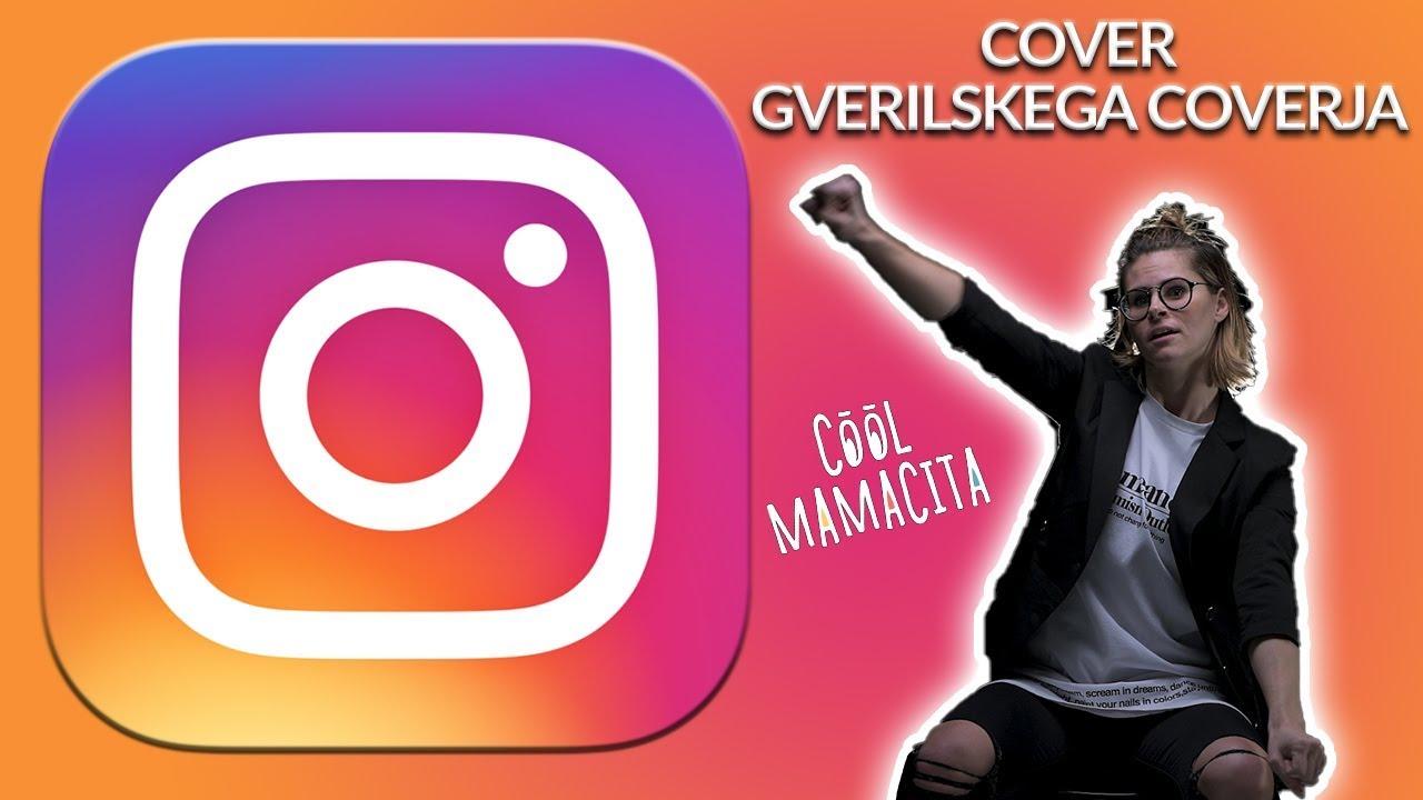 Coolmamacita zapoje cover Gverilskega coverja   TORKOV POTEGNI