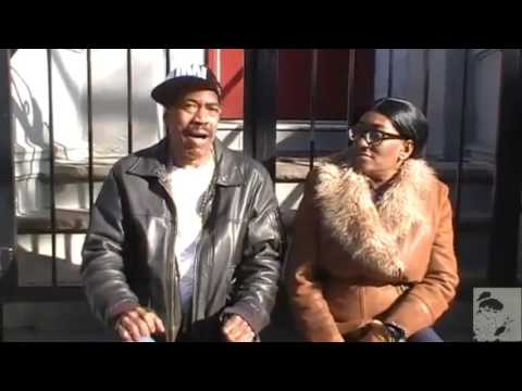 KURTIS BLOW classic interview before major Heart Surgery