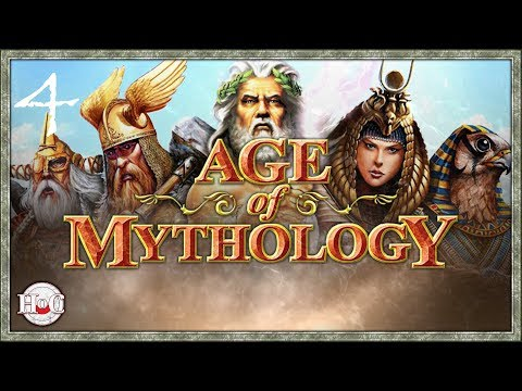 Age of Mythology - Fall of the Trident - Part 4 - A Fine Plan