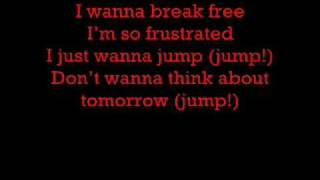 Simple Plan - JUMP! (with lyrics)