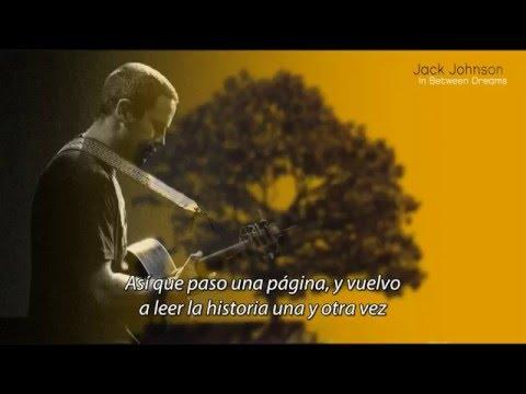 Jack Johnson - Never Know (subtitulos español)
