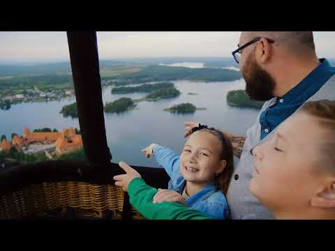 Holidays in Lithuania | Israeli family