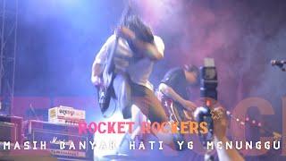 ROCKET ROCKERS - MASIH BANYAK HATI YANG MENUNGGU, LIVE AT J.E.C