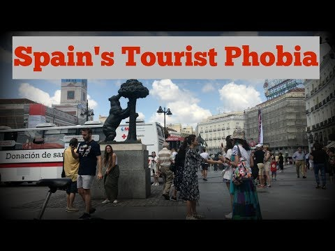 Living in Spain - Tourist phobia hits Spain