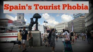 Living in Spain - Tourist phobia hits Spain