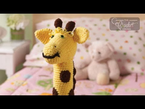 Ravelry: Geri the Giraffe Amigurumi pattern by Carolina Guzman | 360x480