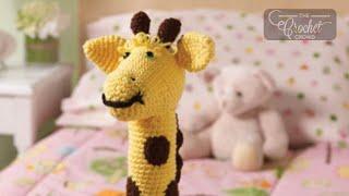 How To Crochet A Giraffe