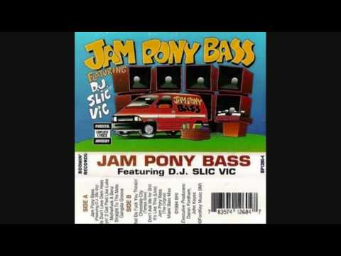 Jam Pony Express-Slic Vic-Dance to the Drummers Beat