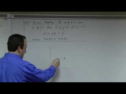 Number Theory: Lecture 10