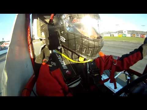 Spencer Allen-Heat Race-5-11-12-Canaan Dirt Speedway