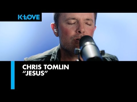 "Chris Tomlin ""Jesus"" LIVE at K-LOVE Radio"