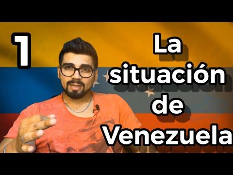 Como viven las personas en Venezuela / Venezuela rico en petroleo / 1 de 3
