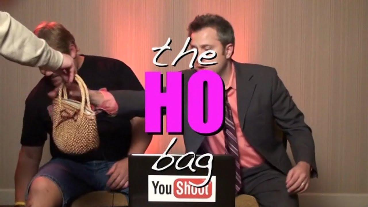 Shane Douglas The Ho Bag