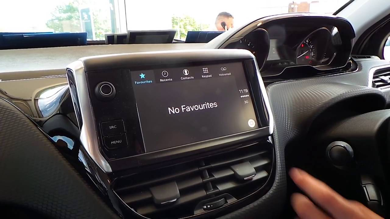 How To Use Apple CarPlay with your Peugeot