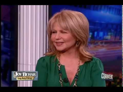 PIA ZADORA Interviewed on Joy Behar: Say Anything! 2/7/2013
