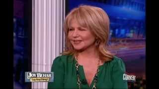 PIA ZADORA Interviewed on Joy Behar: Say Anything! 2/7/2013