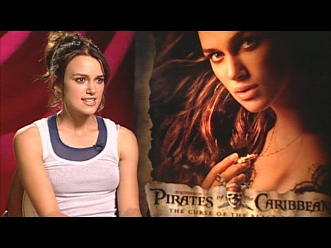 'Pirates of the Caribbean: The Curse of the Black Pearl' Interview