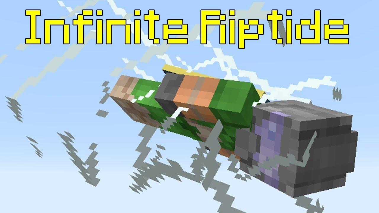 Minecraft 11.111: Infinite Riptide