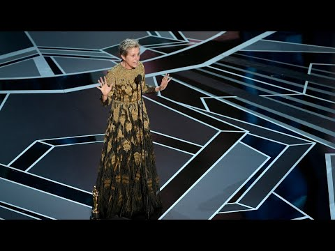 The 2018 Oscars Were Still Full Of #MeToo And Time's Up Moments