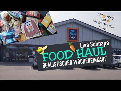 food-haul-|-aldi-süd-|-wocheneinkauf-|-4-personen-|-sparsam-einkaufen-|-juli-2019-|-real-|