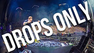 drops only hardwell live at ultra music festival miami 2018