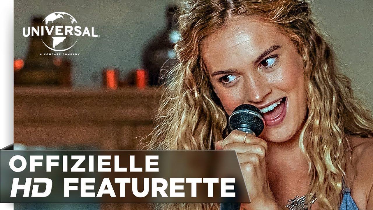 "Mamma Mia! Here we go again - Featurette ""Ultimate Godmother"" german/deutsch HD"