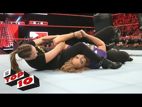 Top 10 Raw moments: WWE Top 10, June 11, 2018