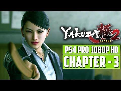 YAKUZA KIWAMI 2 Gameplay Walkthrough CHAPTER - 3 | FULL GAME | [1080p HD] PS4 Pro - No Commentary
