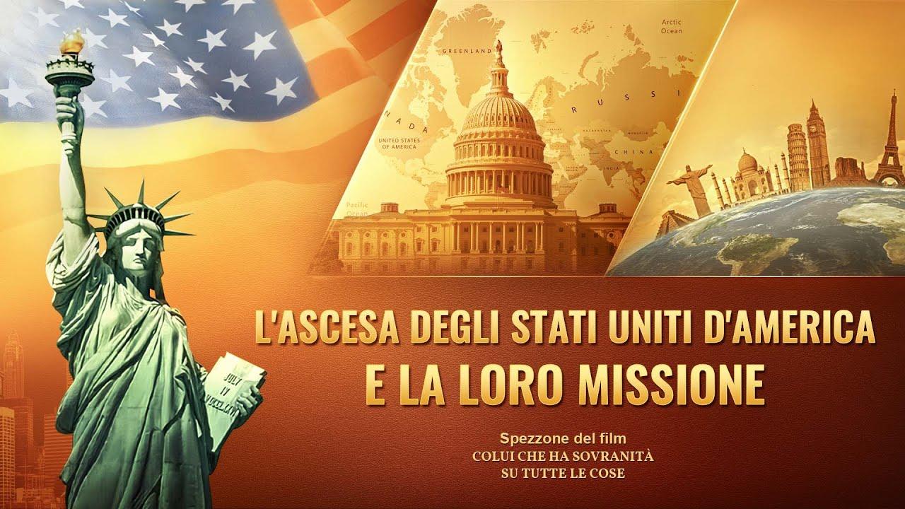 Film documentario (Spezzone 14) - L'ascesa degli Stati Uniti d'America e la loro missione