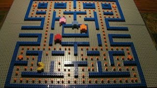 Lego Arcade Games!