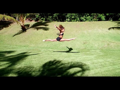 How to do a Perfect Split Leap