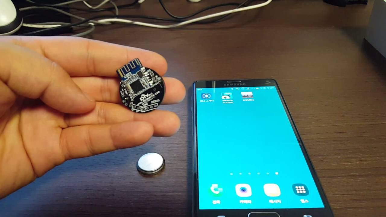 S227 - iBeacon Bluetooth 4 0 BLE Module