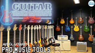 Episode #33 of Guitar Search Saturdays takes place in Munich, Germa...