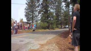 Roberts Ridge Report™, Amgen Tour, Nevada County, California, Bicycling