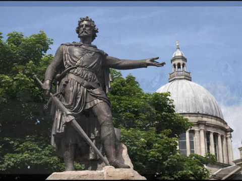 WILLIAM WALLACE (Braveheart) (Año 1270) Pasajes de la historia (La rosa de los vientos)