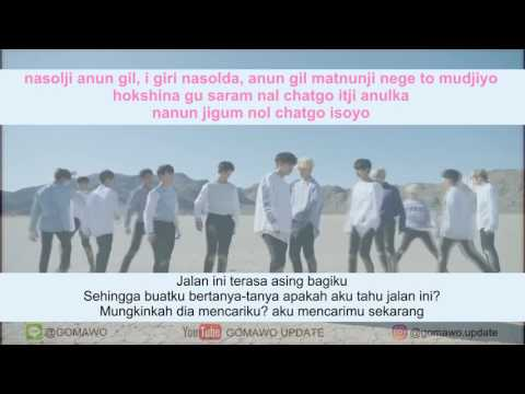 LIRIK SEVENTEEN - DON † T WANNA CRY by GOMAWO [Indo Sub]