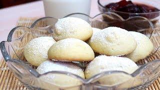 Печенье курабье турецкое  Расыпчатое  Без сливочного масла