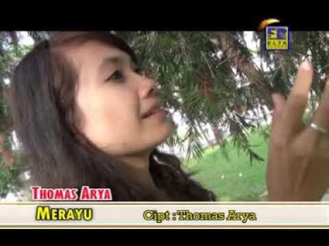 Free Download Thomas Arya - Merayu [lagu Slow Rock Minang Official Video] Mp3 dan Mp4