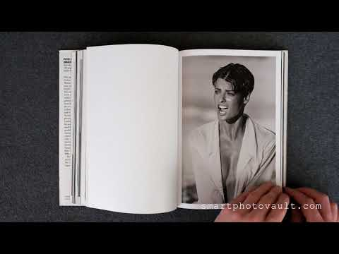 PETER LINDBERGH IMAGES OF WOMEN - PHOTOGRAPHY BOOK