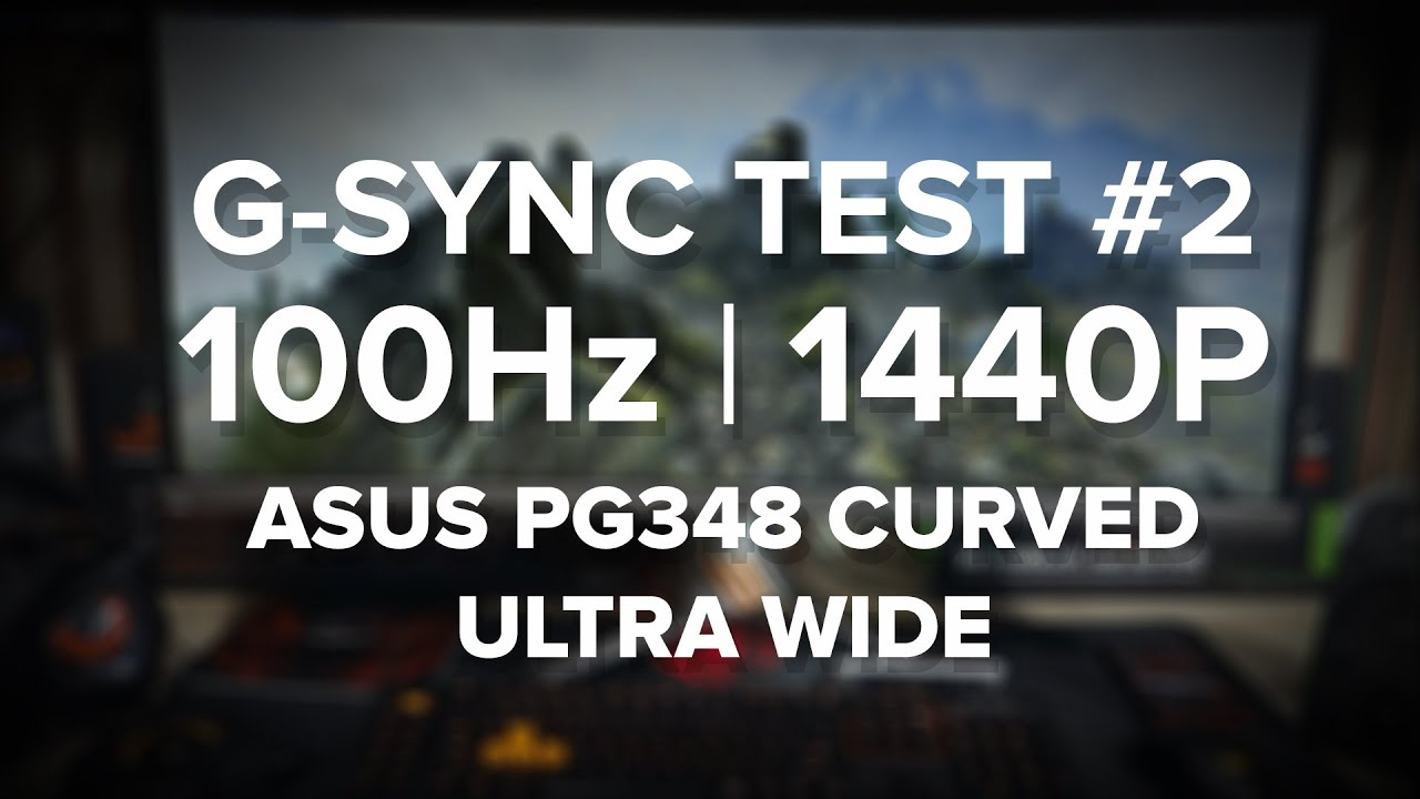 Funny Hunting Quotes G Sync Test 2 Valley Benchmark Asus Rog Pg348 Curved Ultra Wide