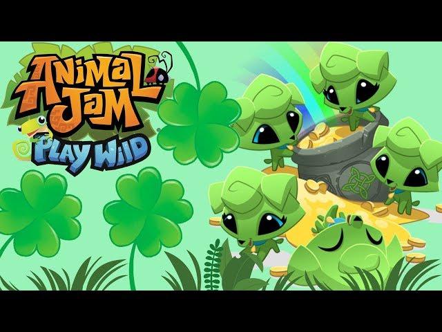 I am SUPER Lucky!!! | Animal Jam Play Wild