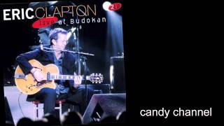 Eric Clapton - Live at Budokan  (Full Album)