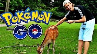 POKEMONJAKT I DANMARK!! (Pokémon Go)